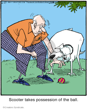 Cartoonist Jerry Van Amerongen  Ballard Street 2017-06-27 playing