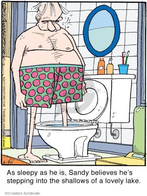 Comic Strip Jerry Van Amerongen  Ballard Street 2017-06-30 shallow