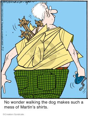 Comic Strip Jerry Van Amerongen  Ballard Street 2017-07-07 wrap