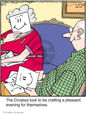 Comic Strip Jerry Van Amerongen  Ballard Street 2017-09-12 pleasant