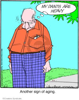 Comic Strip Jerry Van Amerongen  Ballard Street 2017-12-11 garment