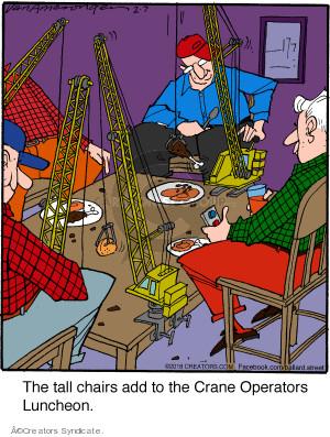 Comic Strip Jerry Van Amerongen  Ballard Street 2018-02-07 strip