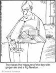 Cartoonist Jerry Van Amerongen  Ballard Street 2007-09-13 cookie