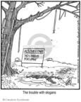 Cartoonist Jerry Van Amerongen  Ballard Street 2008-02-18 gardening