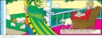 Cartoonist Jerry Van Amerongen  Ballard Street 2008-07-20 gardening