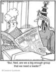 Comic Strip Jerry Van Amerongen  Ballard Street 2008-08-11 family