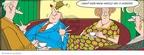 Cartoonist Jerry Van Amerongen  Ballard Street 2008-08-24 pet trick