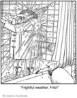 Cartoonist Jerry Van Amerongen  Ballard Street 2009-01-21 canine