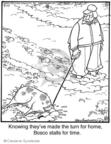 Cartoonist Jerry Van Amerongen  Ballard Street 2009-02-17 canine