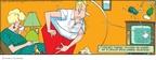 Comic Strip Jerry Van Amerongen  Ballard Street 2009-08-09 television