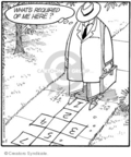 Cartoonist Jerry Van Amerongen  Ballard Street 2009-11-05 game playing