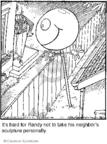 Cartoonist Jerry Van Amerongen  Ballard Street 2010-01-01 hard