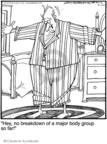 Cartoonist Jerry Van Amerongen  Ballard Street 2010-02-22 hey