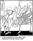 Cartoonist Jerry Van Amerongen  Ballard Street 2010-04-21 pastime