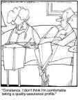 Cartoonist Jerry Van Amerongen  Ballard Street 2010-05-01 quality assurance