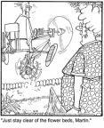 Cartoonist Jerry Van Amerongen  Ballard Street 2010-08-31 machine