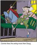 Cartoonist Jerry Van Amerongen  Ballard Street 2011-01-12 speed