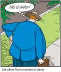 Cartoonist Jerry Van Amerongen  Ballard Street 2011-03-17 hard