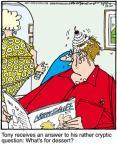 Cartoonist Jerry Van Amerongen  Ballard Street 2011-12-20 spouse
