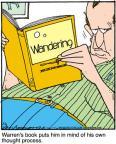 Cartoonist Jerry Van Amerongen  Ballard Street 2012-01-02 book