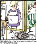 Cartoonist Jerry Van Amerongen  Ballard Street 2012-03-15 hard