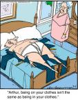Cartoonist Jerry Van Amerongen  Ballard Street 2012-09-05 isn't