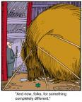Comic Strip Jerry Van Amerongen  Ballard Street 2012-10-31 television