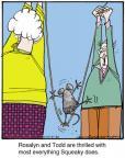 Cartoonist Jerry Van Amerongen  Ballard Street 2013-04-20 trick