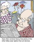 Cartoonist Jerry Van Amerongen  Ballard Street 2013-09-13 other