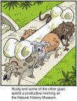 Cartoonist Jerry Van Amerongen  Ballard Street 2013-09-20 other