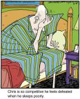 Cartoonist Jerry Van Amerongen  Ballard Street 2013-12-14 when