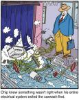 Cartoonist Jerry Van Amerongen  Ballard Street 2013-12-30 when