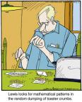 Comic Strip Jerry Van Amerongen  Ballard Street 2014-02-01 science