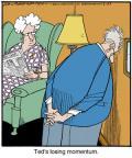 Cartoonist Jerry Van Amerongen  Ballard Street 2014-02-27 speed