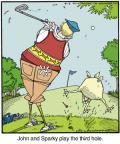 Cartoonist Jerry Van Amerongen  Ballard Street 2014-04-02 third
