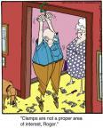 Cartoonist Jerry Van Amerongen  Ballard Street 2014-05-05 pastime