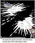 Cartoonist Jerry Van Amerongen  Ballard Street 2014-06-12 other