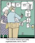 Cartoonist Jerry Van Amerongen  Ballard Street 2014-06-23 isn't
