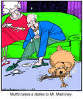 Cartoonist Jerry Van Amerongen  Ballard Street 2014-08-08 hit