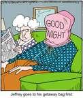 Cartoonist Jerry Van Amerongen  Ballard Street 2014-09-17 getaway