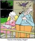 Cartoonist Jerry Van Amerongen  Ballard Street 2014-11-03 hit