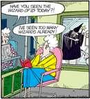 Cartoonist Jerry Van Amerongen  Ballard Street 2014-11-17 too