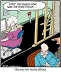 Comic Strip Jerry Van Amerongen  Ballard Street 2014-12-01 division