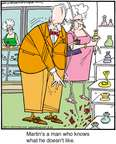 Cartoonist Jerry Van Amerongen  Ballard Street 2015-03-31 broken