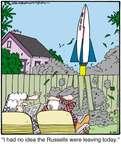 Cartoonist Jerry Van Amerongen  Ballard Street 2015-04-20 neighbor