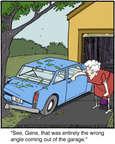 Cartoonist Jerry Van Amerongen  Ballard Street 2015-06-04 hit