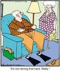 Cartoonist Jerry Van Amerongen  Ballard Street 2015-07-18 hard
