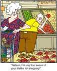 Cartoonist Jerry Van Amerongen  Ballard Street 2015-10-08 fruit