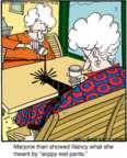 Comic Strip Jerry Van Amerongen  Ballard Street 2016-03-15 wet