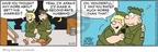 Cartoonist Brian Walker Greg Walker Mort Walker  Beetle Bailey 2009-04-24 second